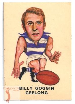 Billy Goggin: $50
