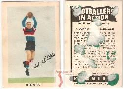 1953 Ted Whitten: $95
