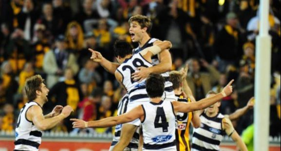 The 14 Geelong v Hawthorn games that created the modern