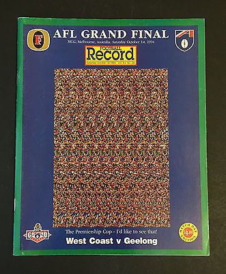 1994-AFL-Grand-Final-Record-West-Coast-V