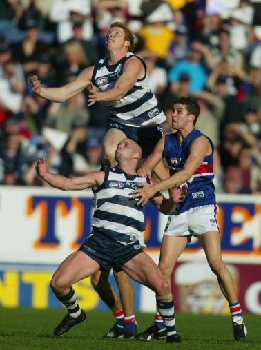 AFL 2002 Rd 9 - Geelong v Western Bulldogs